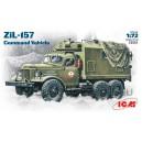 Зил-157, подвижный командный пункт
