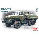Урал 375A, подвижный командный пункт