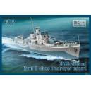 Экскортный миноносец HMS Zetland