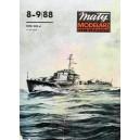 DS-41 ORP Czujny /Kronsztad