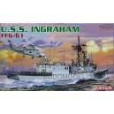 "Корабль ""USS Ingraham"" FFG-61"