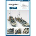 Канонерские лодки S.M.S. Wespe & Natter (WL)
