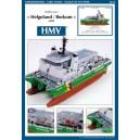 "Таможенное судно ""Helgoland""/""Borkum"", 2009г"