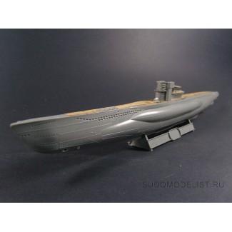 Палубы для ПЛ Type VIIC/41