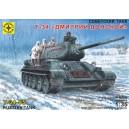 """Танк Т-34 """"Дмитрий Донской"""""""