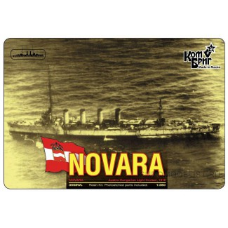 """Крейсер  """"Novara"""", 1915г FH"""