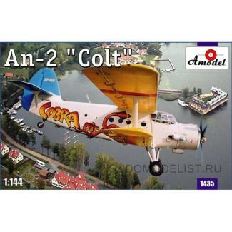 Самолет  Ан-2 Кобра