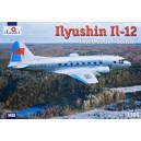 Самолет Ил-12 Аэрофлот