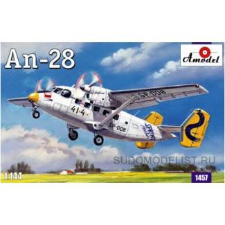 Авиалайнер Ан-28