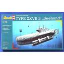 "U-Boat Type XXVIIB ""Seehund"""
