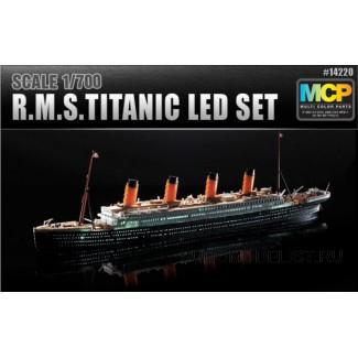 Лайнер TItanic + LED SET