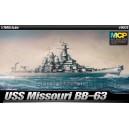 Kорабль USS Missouri BB-63