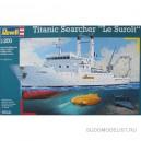 Исследовательское судно Le Suroit