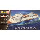 Круизный корабль M/S Color Magic