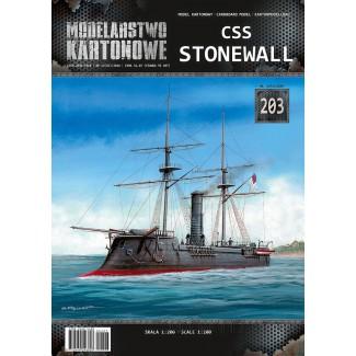 CSS STONEWALL 1864