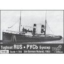 "Буксир ""Русь""/ex.Roland"", 1903г"