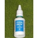 Паста-имитатор пены и снега