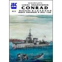 Крейсер Conrad и 4 катера