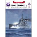 Линкор HMS King George V + 2 самолета