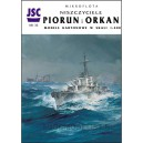 Эсминцев OPR Piorun и OPR Orkan