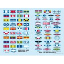 1/200 WWII Signal Flags