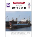 Плавучий док Ostrow II