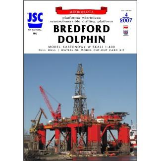 Нефтяная платформа Bredford Dolphin WL