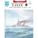 Крейсер HMS Lion WL