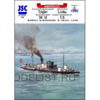 Корабли Triglav, 98M, Leitha, U5 WL
