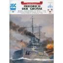 Линкор SMS Friedrich der Grosse WL