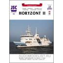 Учебное судно Horyzont II WL