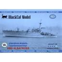 Гидроавионосец HMS Albatross