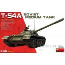 T-54A СОВЕТCКИЙ СРЕДНИЙ ТАНК