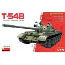 T-54B РАННИХ ВЫПУСКОВ