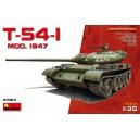 T-54-1 СОВЕТCКИЙ СРЕДНИЙ ТАНК Обр. 1947 г.