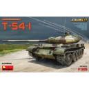 T-54-1 СОВЕТCКИЙ СРЕДНИЙ ТАНК. с Интерьером