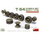 Набор Катков для Танков T-54, (Ранних Модификаций)