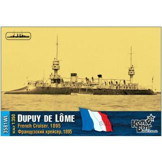 Крейсер Dupuy de Lome, 1895 WL
