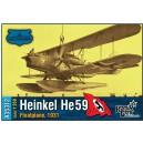 Гидросамолет Heinkel He 59, 1931