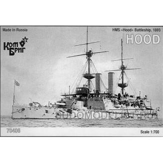 "Броненосец ""HMS Hood 1893г"