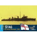 Эсминец HMS Stag (D-class) Destroyer, 1900