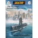 Подводная лодка USS Nautilus