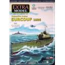Подводная лодка Surcouf, 1936 г.