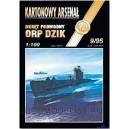 Подводная лодка ORP Dzik