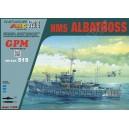 Гидроавианосец HMS Albatros