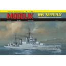 Легкий крейсер HMS Sheffield