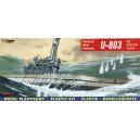 U-803 typ U-IX A Turm I