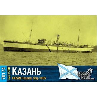 "Госпитальное судно ""Казань"", 1905 г."