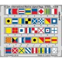 ФТД Международные морские сигнальные флаги