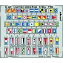 ФТД Сигнальные флаги Королевского Флота